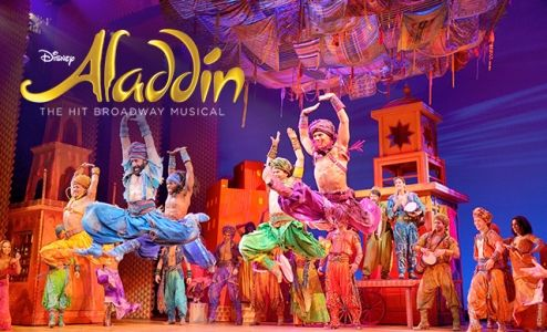 Group tickets for 15 or more for ALADDIN are now on sale by calling Broadway In Chicago Group Sales at (312) 977-1710. For more information, click here sig