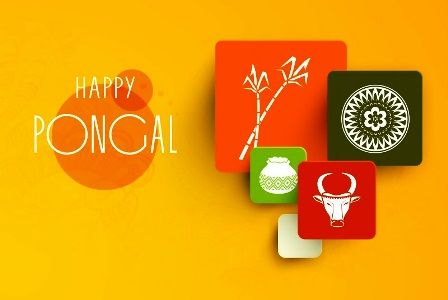 Dear We wish you a very happy Pongal. Pot rice to Sun God. Sugarcane to Cow and Ox. Sweet rice to You and Me. Good milk to friends and family. Happy Pongal!
