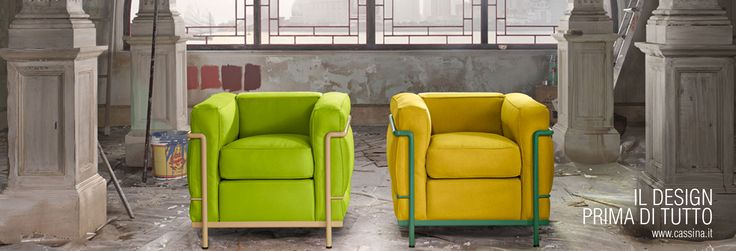 Cassina, Poltrona Frau, Cappellini is a design house with a history that goes back over 100 years.  Here you will find leather upholstery and modern European designs.