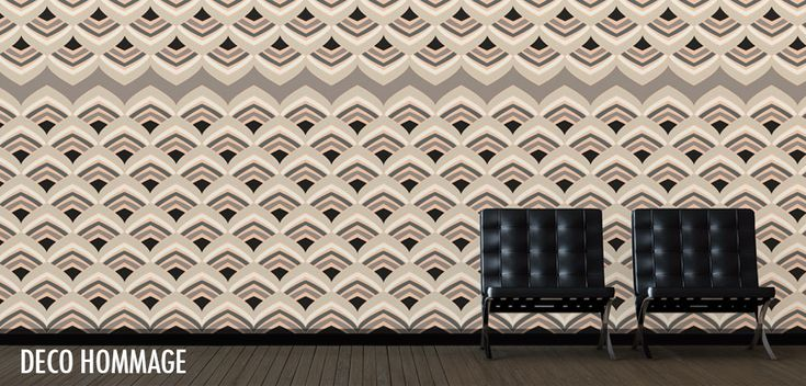 Deco Hommage - Robin Sprong Surface Designer