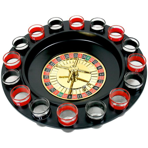 Spin N Shot Roulette Drinking Game | Shot Roulette Drinking Games - Buy at drinkstuff