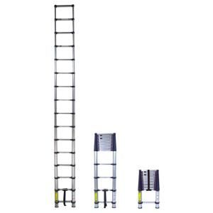 Xtend & Climb, 15.5 ft. Telescoping Aluminum Extension Ladder with 255 lb. Load Capacity Type I Duty Rating, 785P at The Home Depot - Mobile