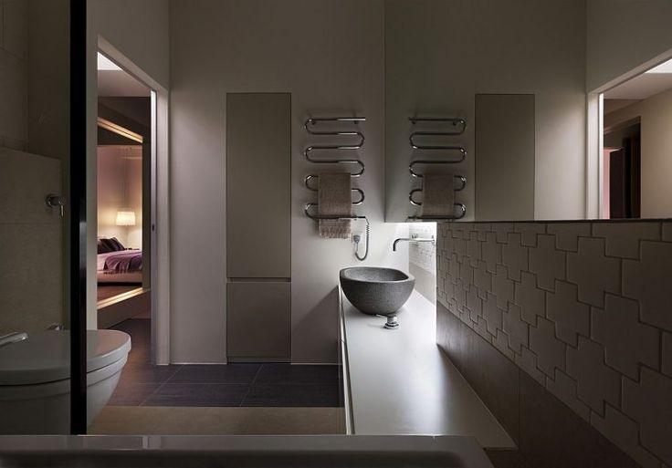 50м2, двухкомнатные квартиры дизайн Элегантный интерьер, природные цветовые тона