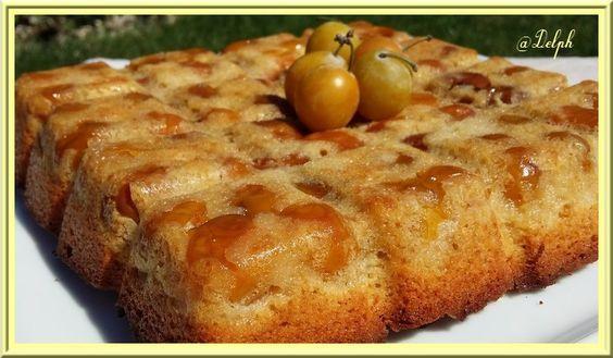 Pour le défi Passe-plats entre amis#3, j'ai choisi la recette de Pounchki, et oui le nouveau thème choisi par Maman… ça déborde ! était: Cuisine d'ici ou d'ailleurs : Recettes typiques d'une région de France ou d'un autre pays. En Lorraine, la mirabelle...