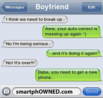 how to break into someones iphone the 16 funniest up texts autocorrect fails 18603