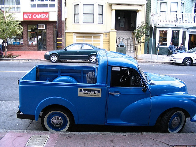 Morris mini truck