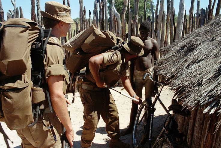SADF patrol 1988 | Explore John Arthur Liebenberg's photos o… | Flickr - Photo Sharing!