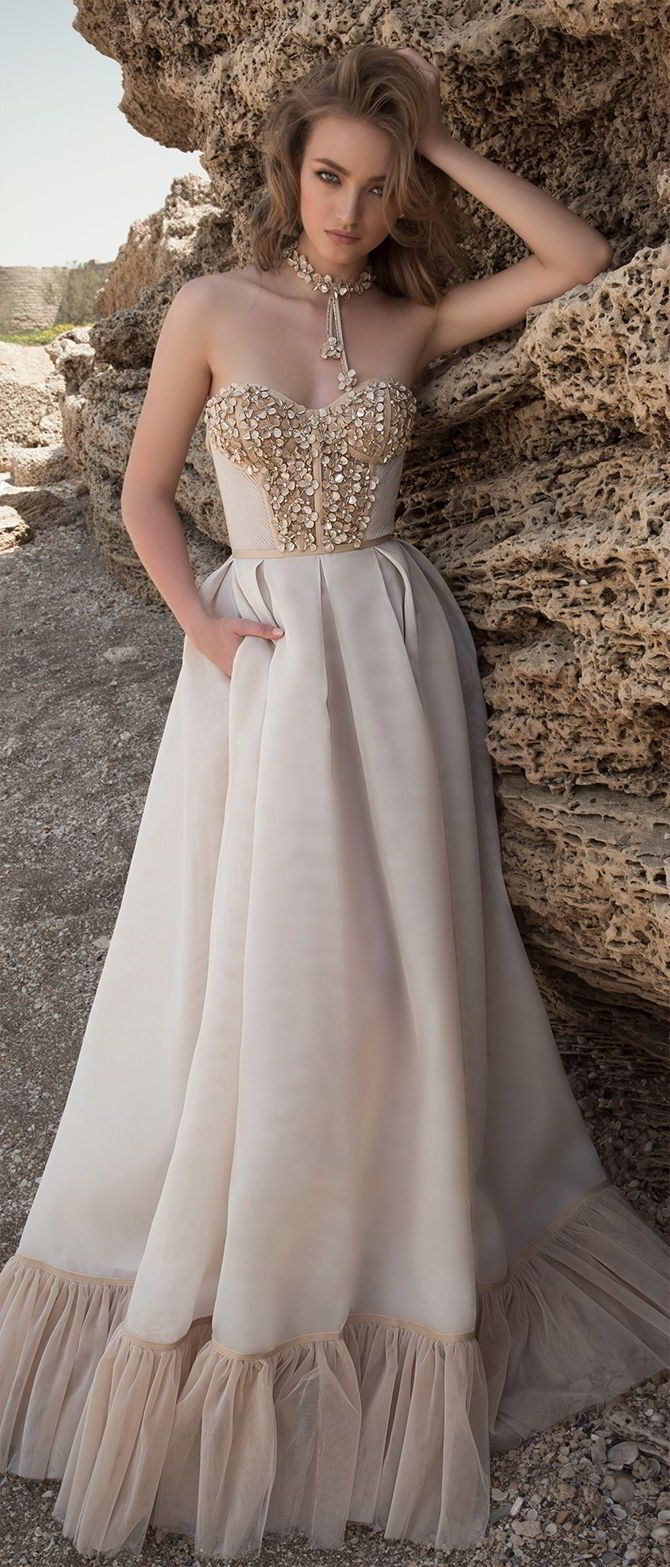 Dany Mizrachi Fall 2017 Wedding Dress