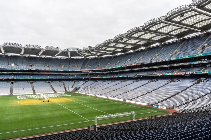 Croke Park Stadium. Kuva: William Murphy, flickr.com, CC BY-SA 2.0.