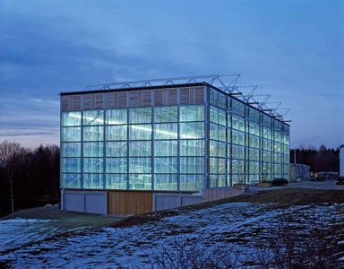 Training Centre for the Bavarian mountain rescue  - Herzog + Partner