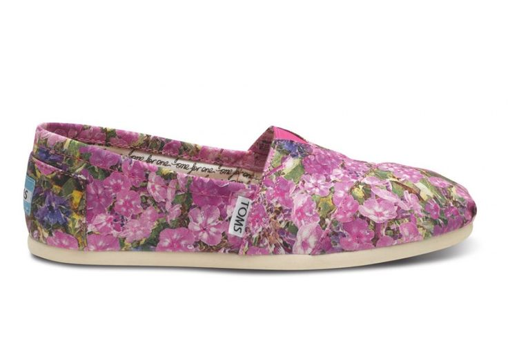 toms: Pink Primro, Floral Prints, Style, Clothing, Flowers Prints, Toms Shoes, Primro Toms, Fashion Inspiration, Floral Toms