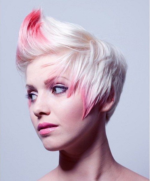 20 Short Spiky Haircuts for Women - http://askhairstyles.com/short-spiky-haircuts-for-women/ #Girl #Women #Hairstyles #Haircuts #AskHairstyles #ShortHairstyles #ShortHaircuts #LongHairstyles #LongHaircuts #HairColor #PopularHairstyles