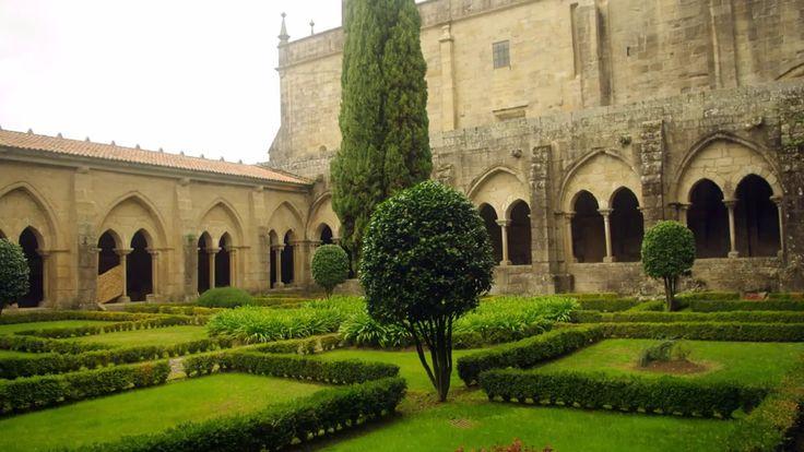 Fotos de: Pontevedra - Tui - Catedral de Sta.  Maria - Románico - vista ...