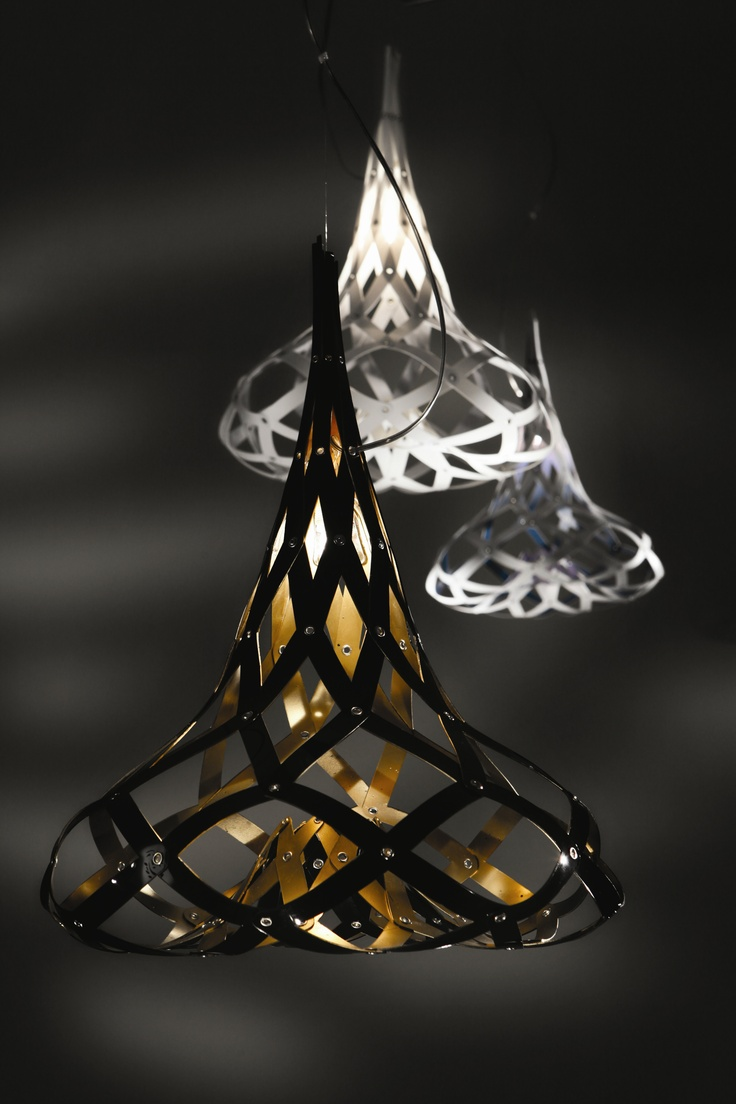 Polycarbonate Pendant lamp MORGANA - Slamp