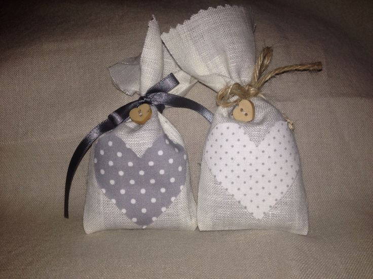 Lavender bags made from Laura Ashley Fabric and Yorkshire Lavender..