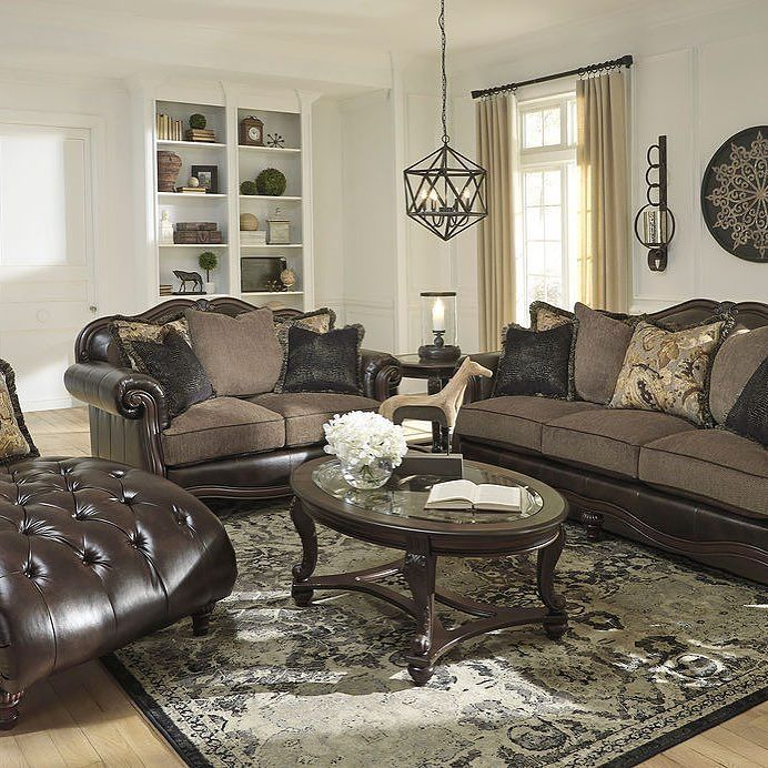 That Furniture Outlet - Minnesota's #1 Furniture Outlet. We have exceptionally low everyday prices in a very relaxed shopping atmosphere. Ashley Winnsboro Living Room Group http://ift.tt/2bbD6DE #thatfurnitureoutlet  #thatfurniture