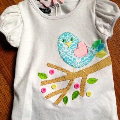 Baby Clothes at #BowsandBabes
