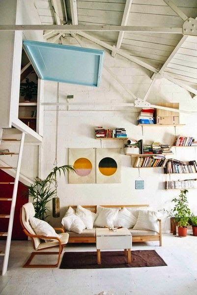 loft.Decor, Living Rooms, Dreams, Loft Living, Livingroom, Interiors, Loft Spaces, House, Design