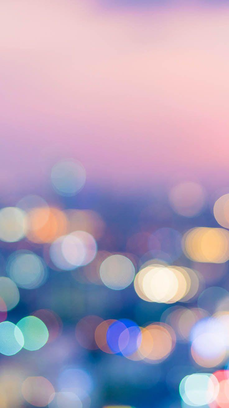 12 Beautiful Bokeh iPhone X Wallpapers