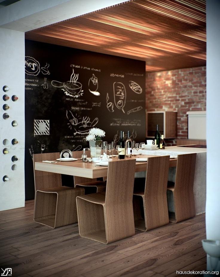 Tafelwand kuche haus pinterest for Tafelwand küche