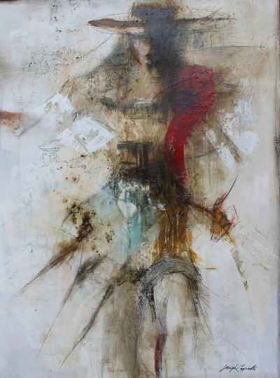 Joseph Capicotto | Abstract painter | Tutt'Art@ | Pittura • Scultura • Poesia • Musica