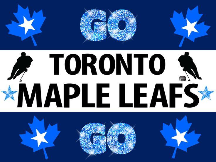 Toronto Maple Leafs Poster Idea