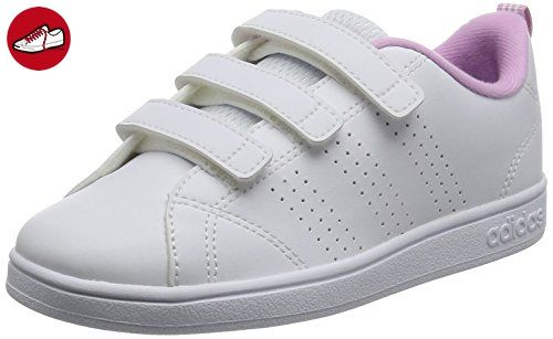adidas Kinder Sneaker VS ADVANTAGE CLEAN K ftwr white/ftwr white/light orchid s15 35 (*Partner-Link)