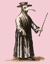 """Il Dottore - Comedia Del' Arte. """"The Head Physician"""""""