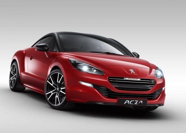 2014 Peugeot RCZ R Redesign 600x428 2014 Peugeot RCZ R Review Details