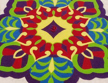 rangoli wallpaper