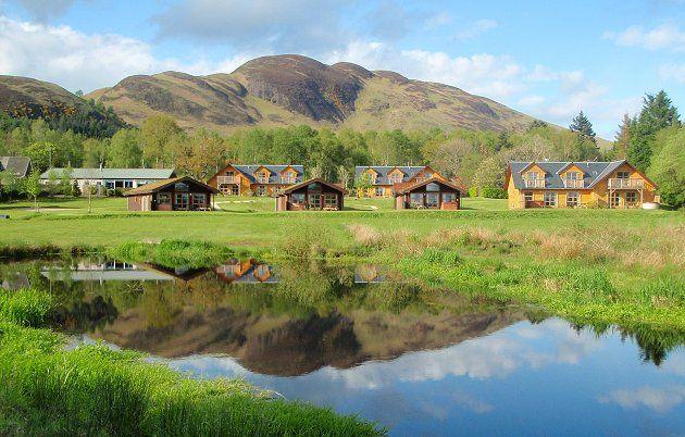 5* Loch Lomond Waterfront Lodges