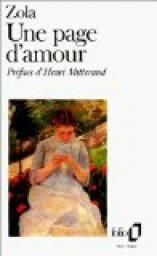 Les Rougon-Macquart, tome 8 : Une page d'amour de Émile Zola