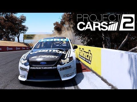 Project CARS 2 Gameplay: V8 Supercars at Bathurst (Ford Falcon Preview Gameplay) - WATCH VIDEO HERE -> http://bestcar.solutions/project-cars-2-gameplay-v8-supercars-at-bathurst-ford-falcon-preview-gameplay     Project CARS 2 Gameplay of the V8 Supercars in Bathurst. This is a new preview game on the PC of Project Cars 2 racing the Ford Falcon! Thanks to Bandai Namco for giving me access to the preview version of Project CARS 2! CARS Project 2 Career Mode to come! Want to bec