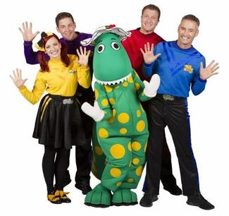 Conversation with the Wiggles!