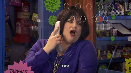 OH! What's occurrin'? -Nessa, Gavin&Stacey