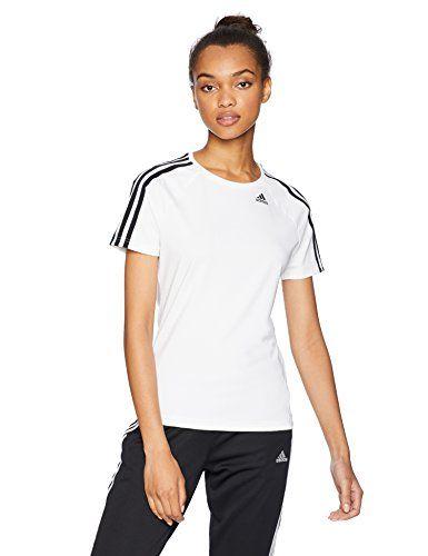 c2e2eda83548 28.2  Sale s adidas Womens Training Designed 2 Move 3-Stripes Tee  discount