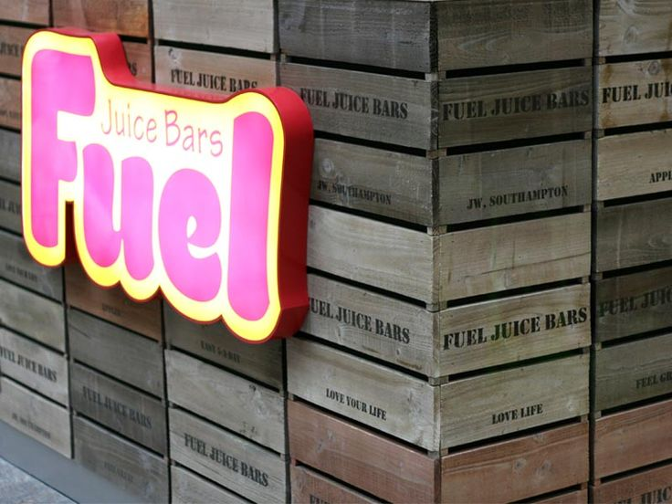 Fuel Juice Bars - Detail