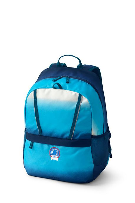 e6b698893 Ombre Print ClassMate Medium Backpack | Back to School | Lands' End ...