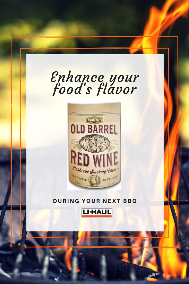 Wine lovers: give your food a unique and delicious taste with these red wine smoking chips! Click through to get them today! | Grilling