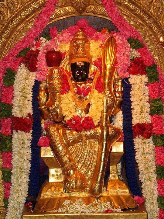 Goddess Rajareshwari - http://ift.tt/1HQJd81