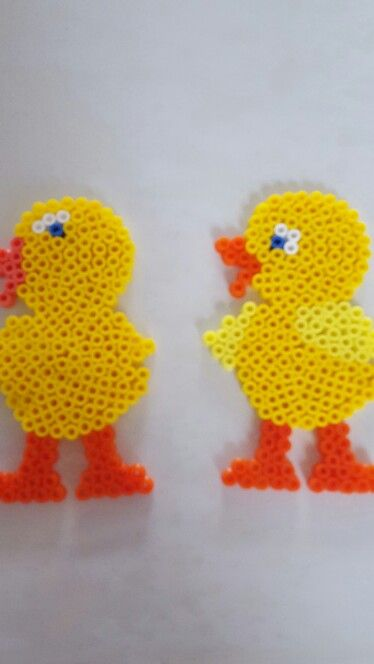 Påske kyllinger