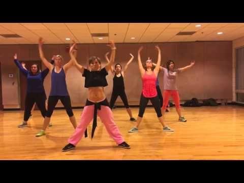 On The Floor Dance Exercises Zumba Zumba Routines