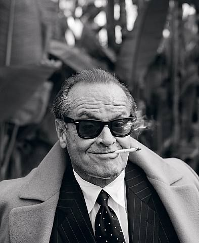 Jack Nicholson by Lorenzo Agius: Inspiration, Faces, Quotes, Funny, Movie, Actor, Jack O'Connel, Jack Nicholson, Jacknicholson