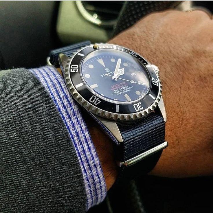 Steinhart Watches Official On Instagram Repost Natosdaily Steinhart Watch Watches Nato Strap