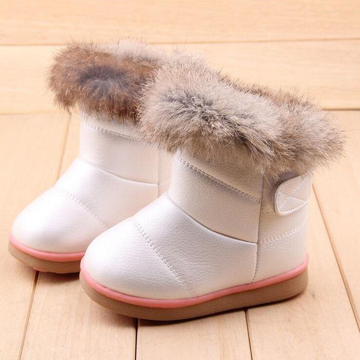 Comfy Snow Boots | Price: $15.98 | #babies #pregnancy #kids #mommy #child #love #momlife #babygirl #babyboy #babycute #pregnant #motherhood #photography #photoshoot