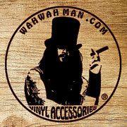 Record Crate ® by WahwahMan on Etsy. Vinyl Decor #vinyl #record #album #lp #indianrosewood #recordbin #recordcrate #recordbox #homedecor #70s