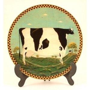 Lenox Holstein Cow by Warren Kimble