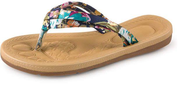 Toe Post PU Flat Sandals