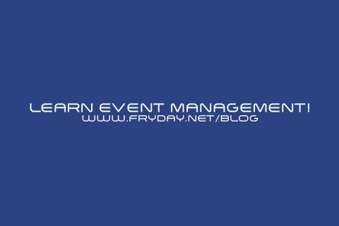 Learn Event Management: A Guide To A Successful Event!