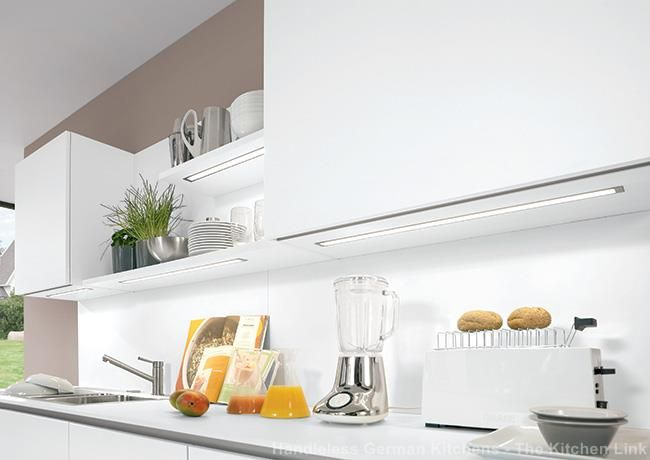 Inspirational The new range of LINE N handleless kitchens from Nobilia available at The Kitchen Link